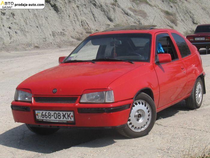Продажа Opel Kadett (Опель Кадет) б/у. Продажа подержанных б ...
