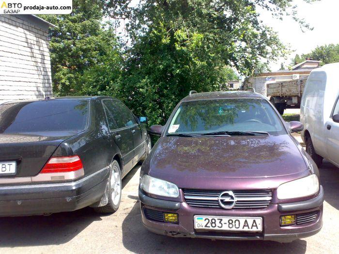 автобазар украины - Продажа 1995 г.в.  Opel Omega Caravan