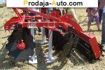 Трактор МТЗ Борона дисковая Паллада 2400-01 (БДН-2400-01) (навесная, диаметр диска 660 мм.)