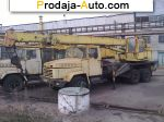 Автокран КРАЗ-257