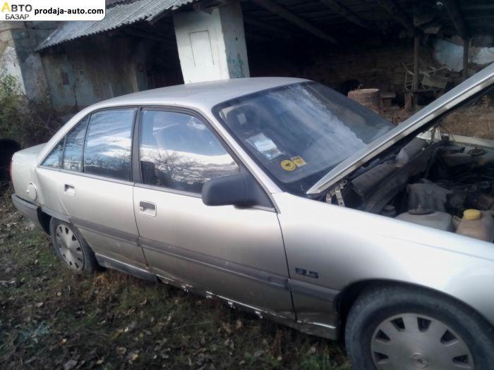 автобазар украины - Обмен 1989 г.в.  Opel Omega а