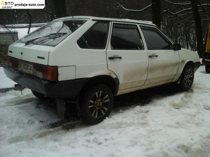 автобазар украины - Обмен 1992 г.в.  ВАЗ 21093