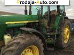 Колісний трактор JOHN DEERE 8400 + дисковая борона John deere 630