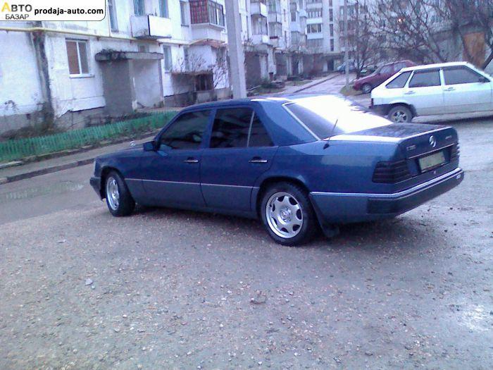 Продажа 1994 г.в. Mercedes 250. HTML код для сайтов, блогов. BB код