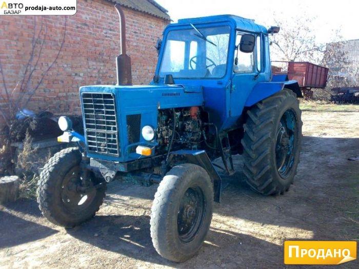 Продажа MT-3 82 бу на AUTO.RIA: купить МТЗ 82 Беларус в.