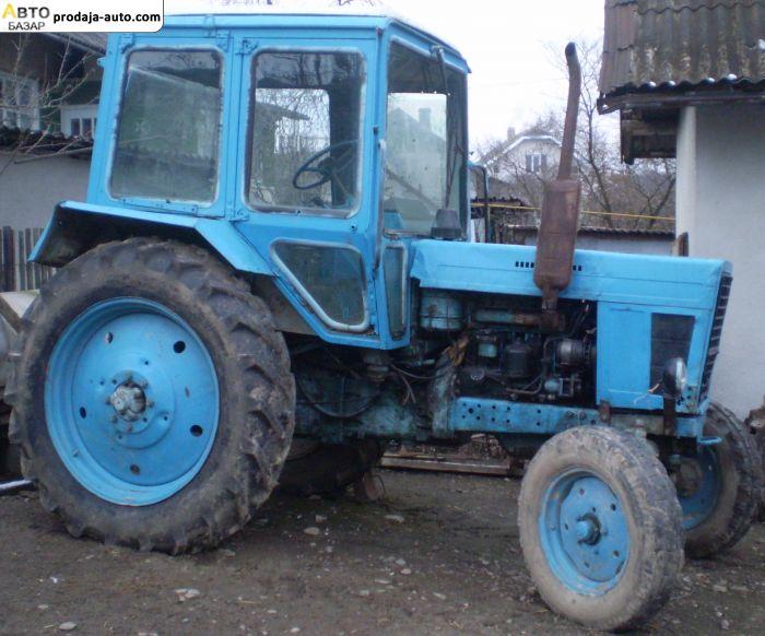 МТЗ 80 1988 года - kolesa.kz