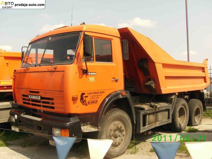 Продажа камаз 55111 сургут - 7