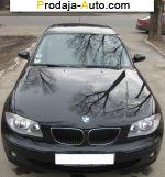 автобазар украины - Продажа 2006 г.в.  BMW 1 Series 120i