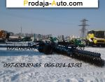 Трактор МТЗ-82 Борона - мотыга ротационная 6-12 м рабочая ширина