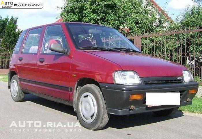 автобазар украины - Продажа 1997 г.в.  Daewoo Tico