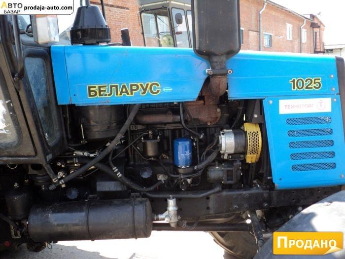 Трактор МТЗ-1221 2012 года - продам. Цена 350 000 грн.