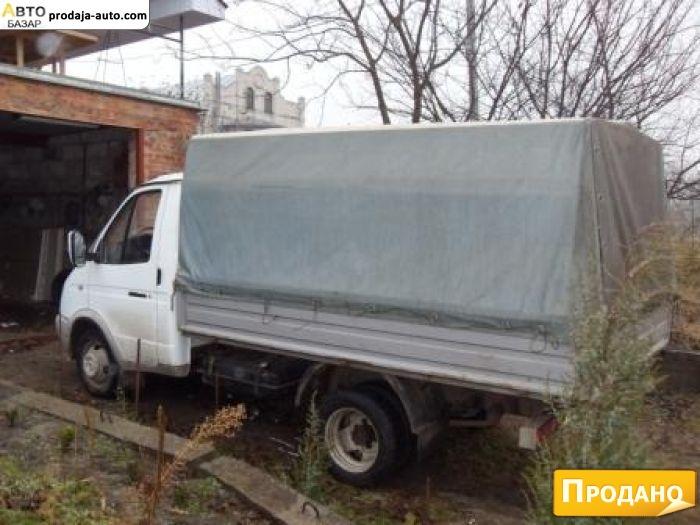 Продам грузовой автомобиль газ газель