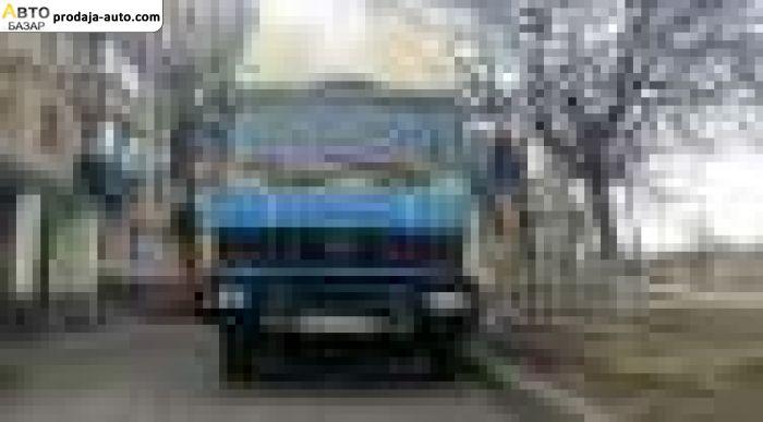 автобазар украины - Продажа 1993 г.в.  Mercedes  контейнеровоз.цельномед