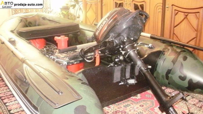 двигатель на лодку киев бу