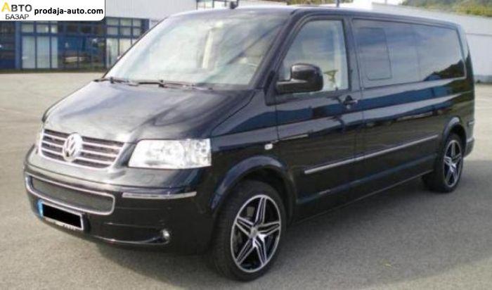 автобазар украины - Продажа 2007 г.в.  Volkswagen Transporter Т5