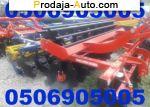 Трактор ЮМЗ Навесная борона Палада 2400