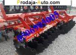 Трактор ЮМЗ Новая борона Pallada 2400