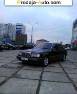 автобазар украины - Продажа 1993 г.в.  Mercedes HSE W124