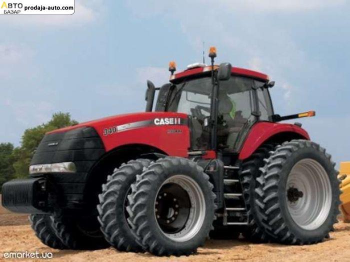 Продажа трактора колесного CASE IH MAGNUM 335, купить из.