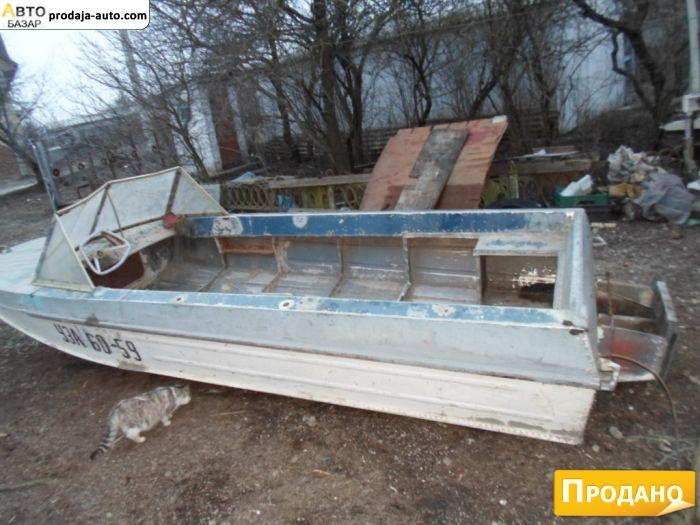 куплю лодку казанка в украине