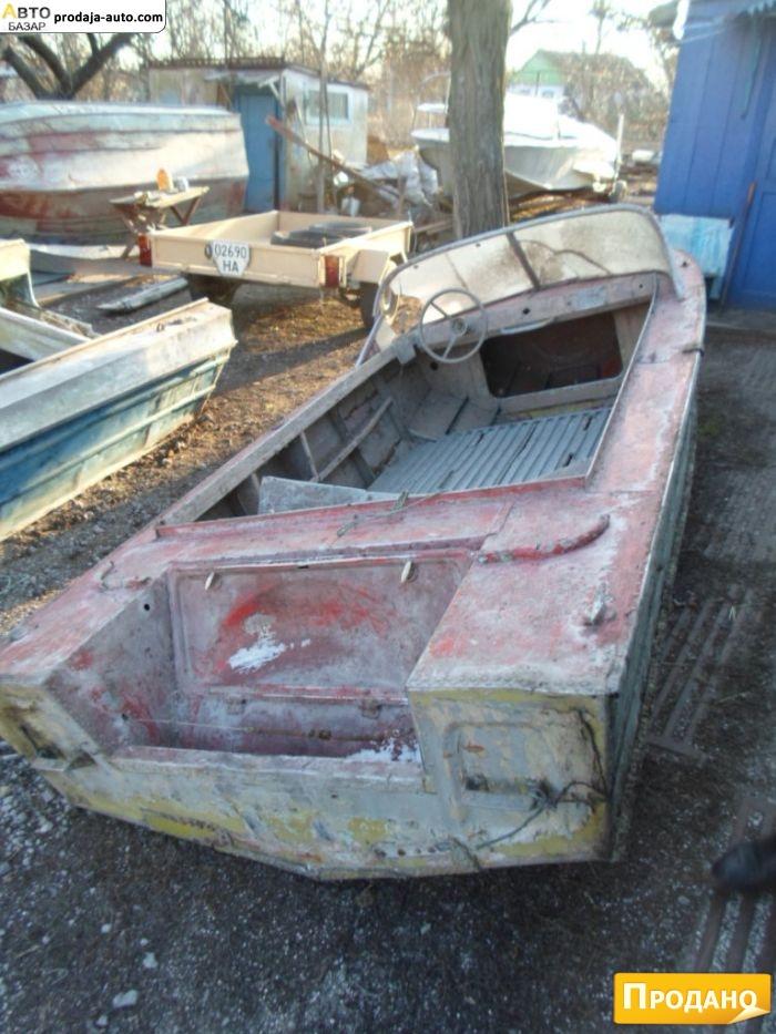 лодка днепр технические характеристики