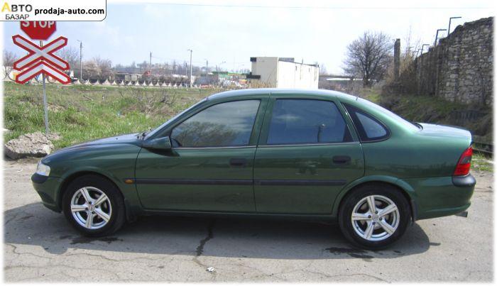 автобазар украины - Продажа 1996 г.в.  Opel Vectra B