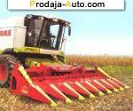 Продам жатка кукурузная OLIMAC DRAGO 8 R (стояла на Lexion)