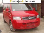 Volkswagen Transporter Т5 пассажир
