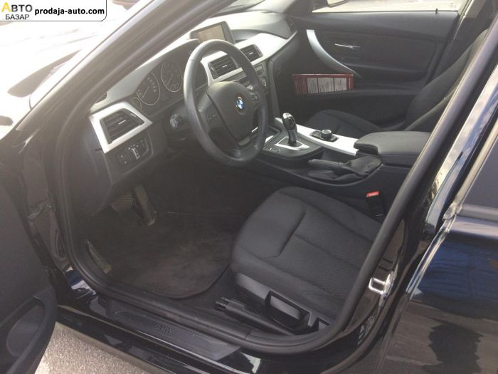 автобазар украины - Продажа 2013 г.в.  BMW 3 Series Все кроме кожи