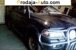 автобазар украины - Продажа 2000 г.в.  Mitsubishi Pajero Sport