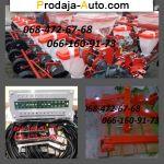 Трактор МТЗ Сеялка Упс 8, Контроль высева