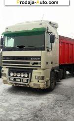 автобазар украины - Продажа 2001 г.в.  DAF XF