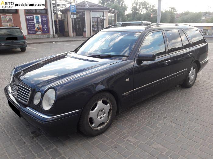 автобазар украины - Продажа 1999 г.в.  Mercedes  2,2 CDI