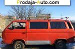 автобазар украины - Продажа 1982 г.в.  Volkswagen Transporter
