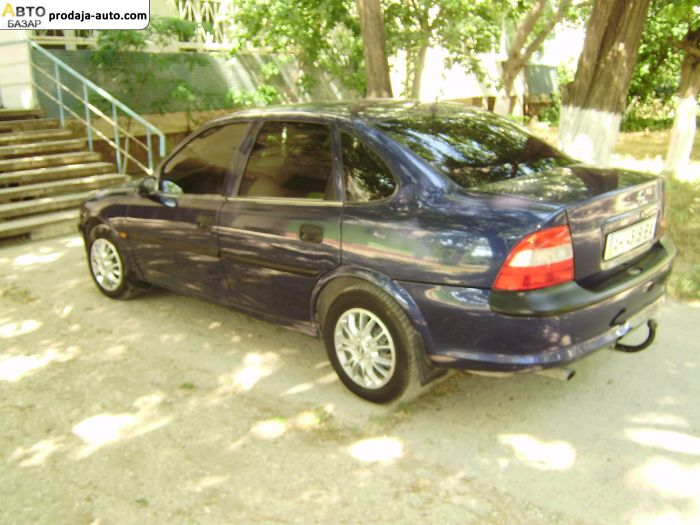 автобазар украины - Продажа 1997 г.в.  Opel Vectra