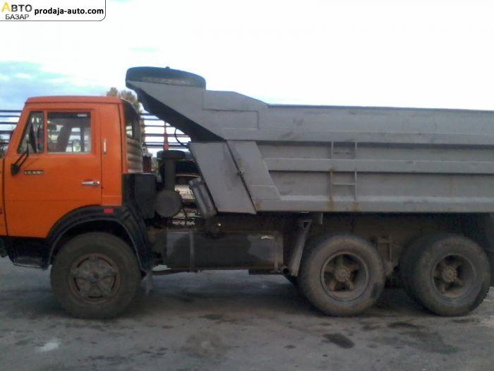 автобазар украины - Продажа 1986 г.в.  КАМАЗ 5511 самосвал