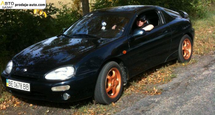 автобазар украины - Продажа 1997 г.в.  Mazda MX 3