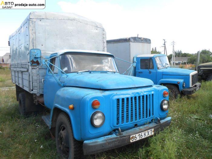 автобазар украины - Продажа 1986 г.в.  Газ 53 5327