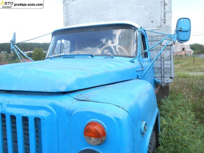 автобазар украины - Продажа 1986 г.в.  Газ 53 5327 бортовой
