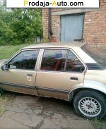 автобазар украины - Продажа 1982 г.в.  Opel Ascona Срочно Торг