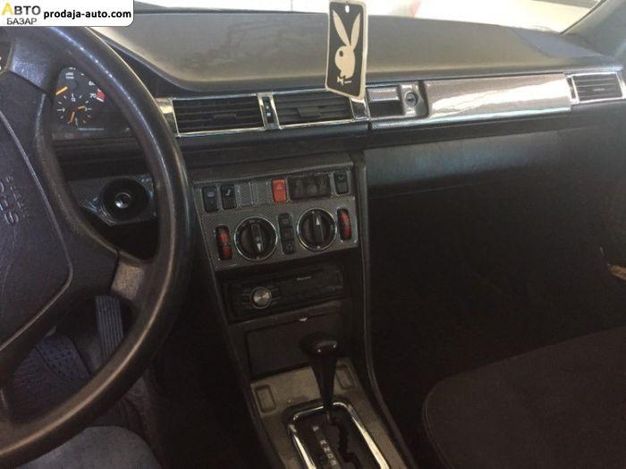автобазар украины - Продажа 1992 г.в.  Mercedes HSE W124