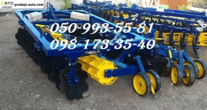 автобазар украины - Продажа 2018 г.в.  Трактор МТЗ АГД-3,5Н агрегат почвообрабаты