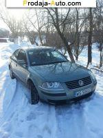 автобазар украины - Продажа 2002 г.в.  Volkswagen Passat 1.9 TDI