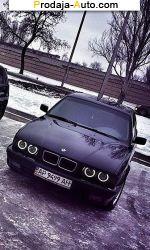 автобазар украины - Продажа 1995 г.в.  BMW 5 Series 520