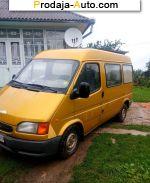 автобазар украины - Продажа 1996 г.в.  Ford Transit