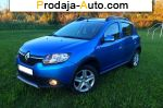 автобазар украины - Продажа 2014 г.в.  Renault Sandero STEPWAY+
