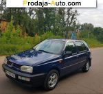 автобазар украины - Продажа 1995 г.в.  Volkswagen Golf