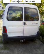 автобазар украины - Продажа 2001 г.в.  Citroen Berlingo