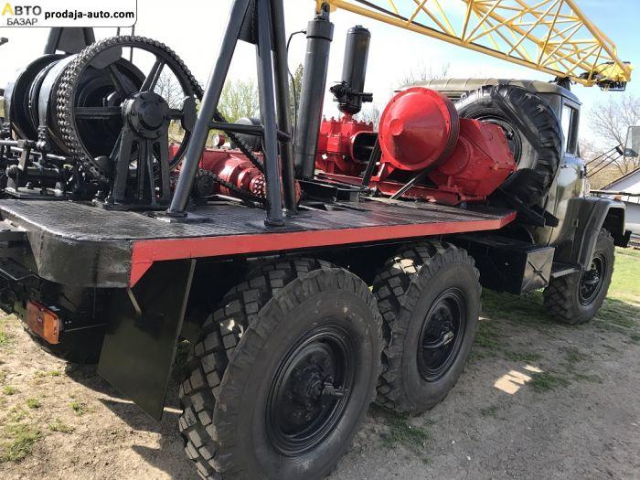 автобазар украины - Продажа 1990 г.в.  ЗИЛ 131 Буровая установка УРБ 2.5 А