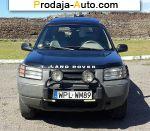 Land Rover Freelander 1,8